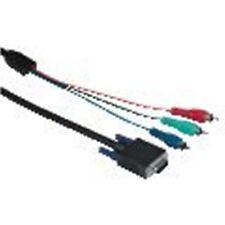HAMA YUV Kabel 3 Cinch-Stecker - HDD-Stecker  43193