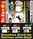 Print Head Cleaning Kit for Epson 7600 9600 Pro 7 Channel Cleaner Fix Unclog New