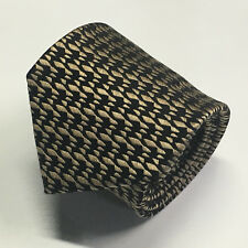 "Charvet Place Vendôme Woven Geometric Silk Mens Luxury Tie - 3.75""X60"" - FRANCE"