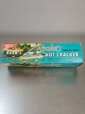 "Reed's ""New & Improved"" Rocket Nut Cracker (model 816) - NIB"