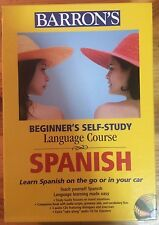 Beginner's Self-Study Language Courses: Beginner's Self-Study Course Spanish