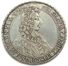 [R1836] Taler 1705 Olmütz, RDR, Karl III. (1695-1711)