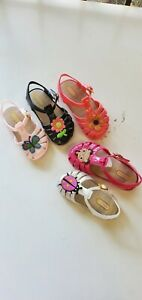 Spring Huaraches Sandals for Girls Toddlers with Buckle BRAND: MINI