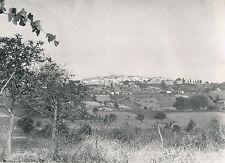 ST PAUL DE VENCE c. 1935 - Panorama du Village  Alpes-Maritimes  - DIV 6957