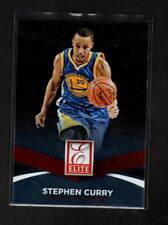 STEPHEN CURRY 2014-15 DONRUSS ELITE CARD GOLDEN STATE WARRIORS
