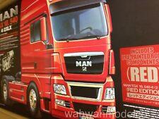Tamiya 56332 1/14 Rc Man Tgx 18.540 4x2 Xlx (Red) Tractor Truck Kit