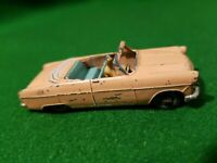 MATCHBOX LESNEY VINTAGE 39A FORD ZODIAC CONVERTIBLE  39 diecast