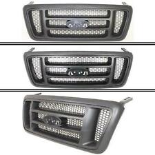 New FO1200465 Grille for Ford F-150 2005-2008