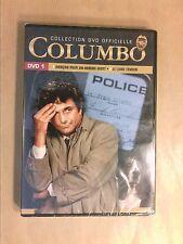 DVD SERIES / COLUMBO N° 1 / RANCON POUR UN HOMME MORT + LE LIVRE TEMOIN / NEUF