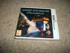 Dead or Alive: Dimensions (Nintendo 3DS, 2011) NEW & SEALED