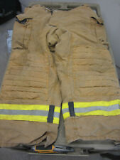 Size 42 X 28 Morning Pride Fire Fighter Turnout Pants Excellent