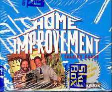 Home Improvement Trading Card Factory Box (24 Packs) (Skybox)