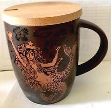 Starbucks Anniversary Mermaid Mug/16 oz/355 ml/Bamboo lid