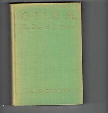 JEAN COCTEAU hc/ndj OPIUM first US edition