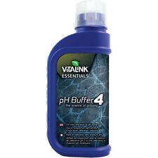 Solución / Líquido de Calibración VitaLink Essencial pH Buffer 4 (1L)