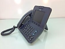 Cisco CP-8945-K9 IP Video Conference Phone w/ Stand, Handset, Cable QTY AVAIL