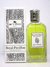 ETRO ROYAL PAVILLON Eau De Toilette Spray FOR WOMEN 3.3 Oz / 100 ml NEW ITEM !!!
