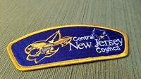 Boy Scouts of America Central New Jersey Council Shoulder Patch