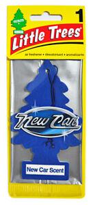 Little Trees Car Freshener New Car Scent