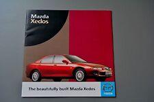 Sales Brochure  Mazda Xedos 6 2.0/2.5 V6