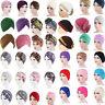 Turban Ladies Cancer Hat Chemo Cap Muslim Hair Loss Head Scarf Head Wrap Covers