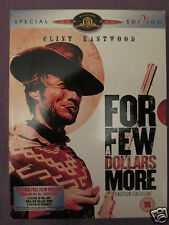 FOR A FEW DOLLARS MORE  SPECIAL EDITION 2 DISC DVD - CLINT EASTWOOD - NEW