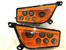 2016-2020 POLARIS GENERAL 1000 ORANGE LED  HEADLIGHTS CONVERSION KIT