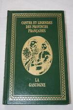 CONTES ET LEGENDES-LA GASCOGNE-JEAN FRANCOIS BLADE-RELIE-BEL EXEMPLAIRE !