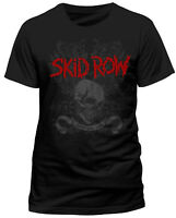 Skid Row 'Youth Gone Wild Logo' T-Shirt - NEW & OFFICIAL!