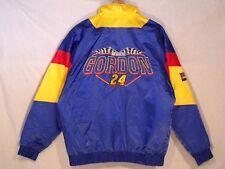 #24 Jeff Gordon - Nascar - Nutmeg - rare VTG race jacket / men XL / great / b61