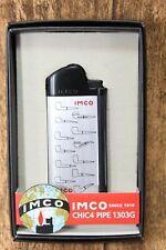 Imco Pipe Lighter - Silver Logo - Incl. Silverware - Nip - 1800008