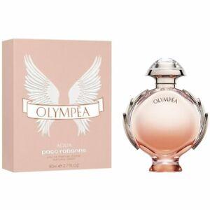 Olympea Aqua by Paco Rabanne Perfume Legere For Women EDP 2.7 oz New in Box