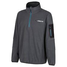 Greys NEW Micro Fleece Fishing Jacket Top Windproof Breathable