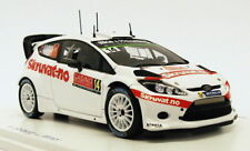 Spark 1/43 Scale S4509 - Ford Fiesta RS WRC #14 - 11th Monte Carlo 2015