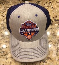 b458dd41 2018 CLEMSON CHAMPIONS Cap Hat Patch Style Official NATIONAL CHAMPIONSHIP  NCAA