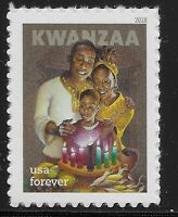 US Scott #5337, Single 2018 Kwanzaa VF MNH