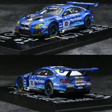 Tarmac Works TW 1:64 Scale Diecast Model Car - BMW M6 GT3 Nurburgring 2016 #101