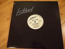 "MICA PARIS Dont Give Up PROMO VINYL 12"" Single 1989 Island Records Funk Soul"