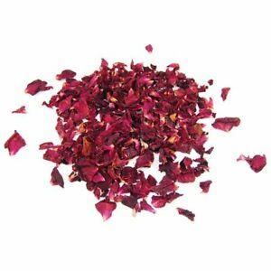 Dried Rose Petals 25g, Confetti, Pot Pourri, Candle Soap Making