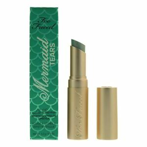 Too Faced Mermaid Tears 3.2g La Creme Mytstical Effects Lipstick