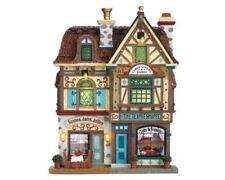 Lemax Facades /75198/ the Tea Pot Shopping/Christmas Valley