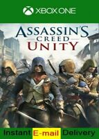 Assassin's Creed Unity  Xbox One Key GLOBAL - Digital code / Instant Delivery