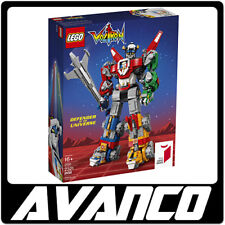 LEGO Ideas Voltron 21311 Lion Defender of the Universe Robot BRAND NEW SEALED