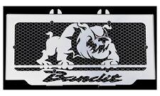 cache / Grille de radiateur 600 GSF ou 650 GSF Bandit Bulldog + grilllage alu