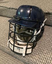 Sporthelmets Vintage Lacrosse Helmet. Dark Blue. Good Condition.