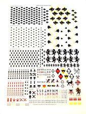 Games Workshop Warhammer 40k Space Wolves Transfer Sheet OVP+NEU