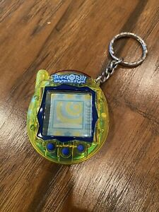 Tamagotchi Connection v3 Clear Yellow Tested and working Battery not Included