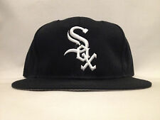 Vintage Deadstock Chicago White Sox YOUTH Outdoor Cap Company Snapback Hat Cap