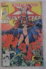 Marvel X Factor # 37 Feb 1989 ( Cb # 50 )