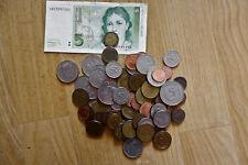 Münzen Banknote BRD Deutsche Mark Konvolut